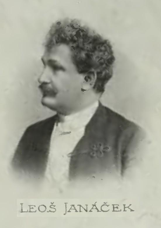 Leo Eugen Janáček 1854-1928, 1899